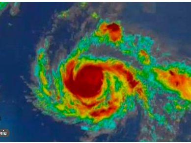 Qué significan los colores en alertas de huracán