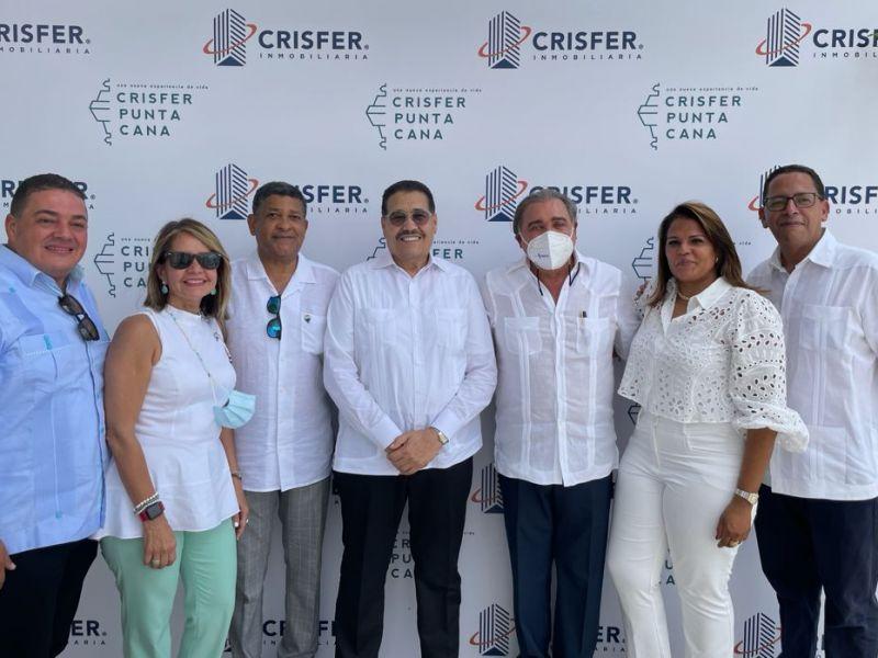Inauguración tercera etapa Crisfer PuntaCana