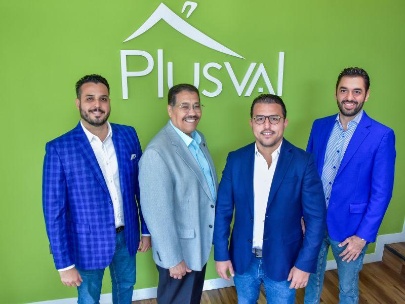 Plusval Dominicana un equipo que afinó su puntería para crecer en linea recta.