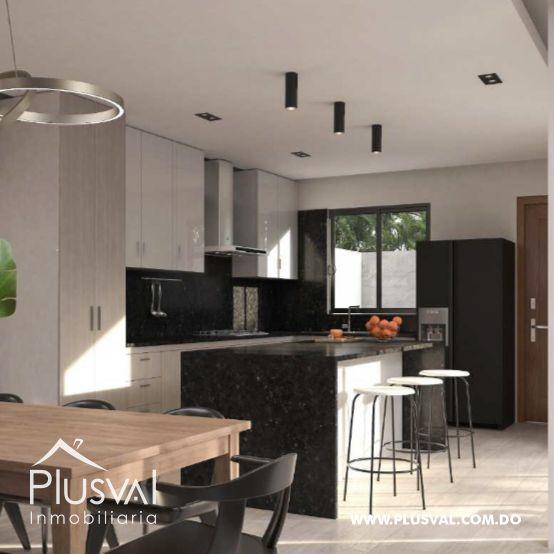 Casa de 3 habs con Picuzzi en venta, en Punta Cana 173021