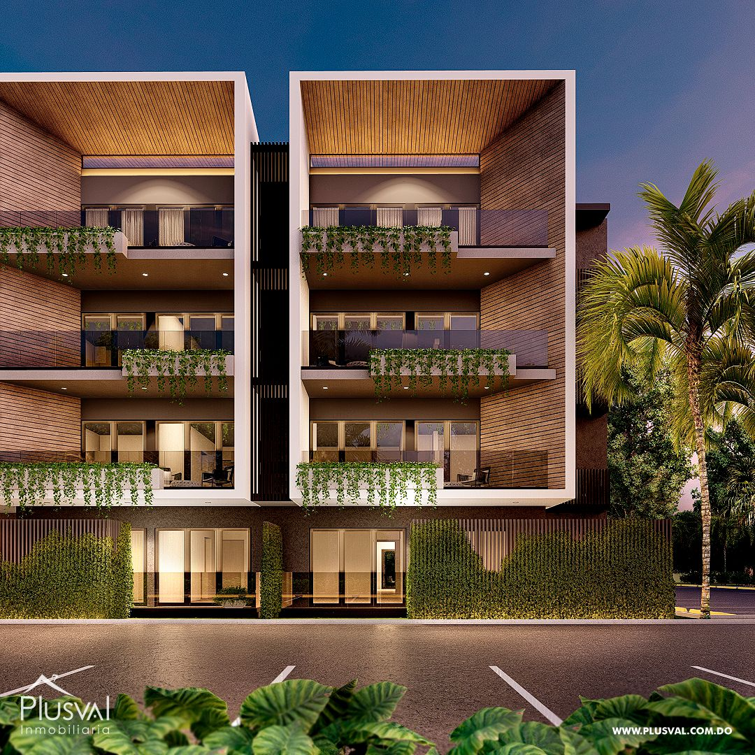 Apartamentos en Venta, con moderno estilo, en Las Canas, Cap Cana 175551