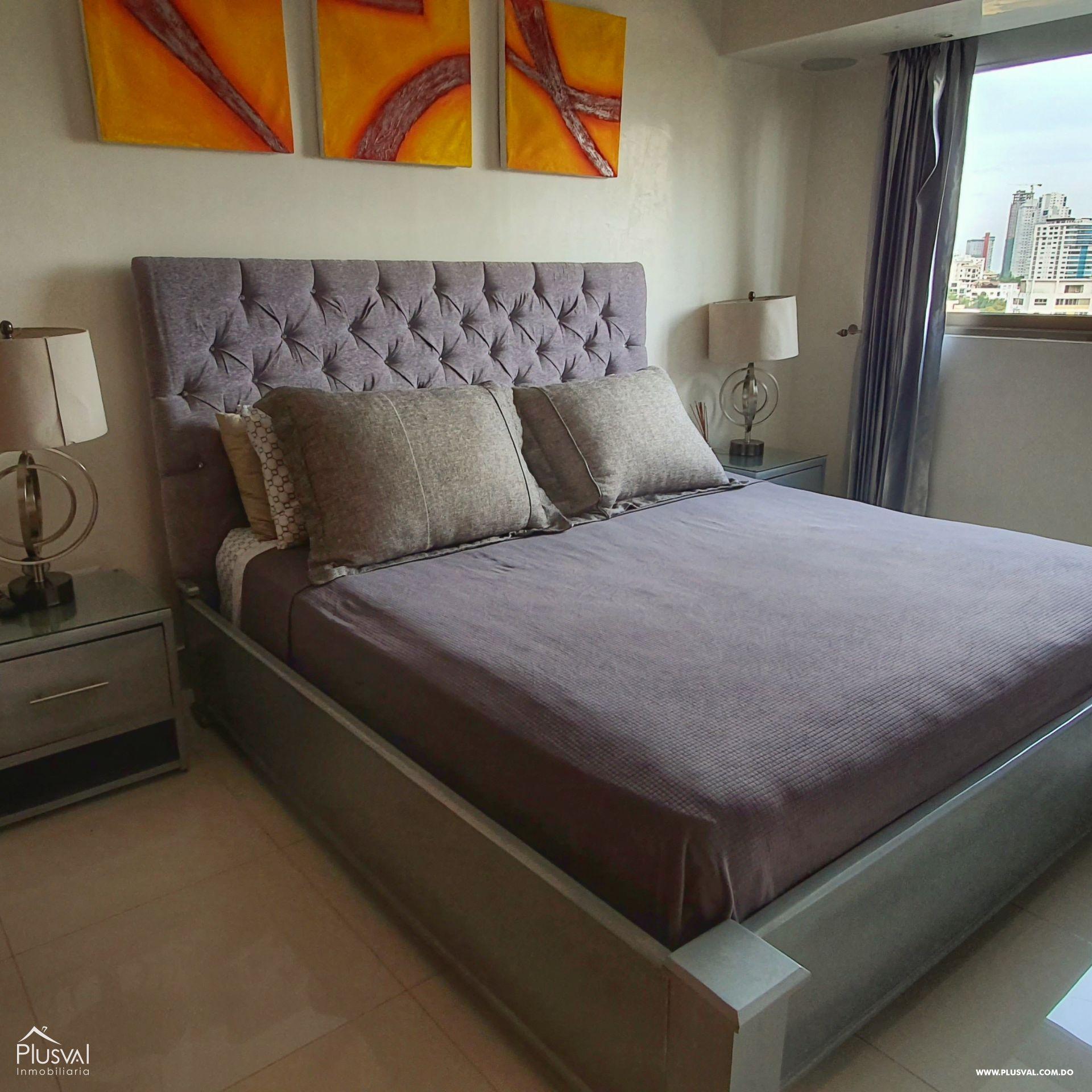 Apartamento en Alquiler amueblado torre Arpel 04 153435