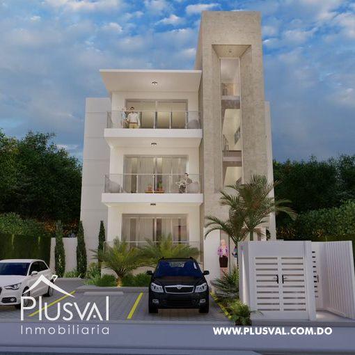 Exclusivo residencial de 3 unidades en Cerro Hermoso