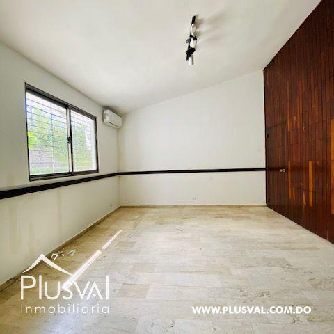 Hermosa casa en alquiler en zona residencial y exclusiva en Los Rios Arroyo Hondo 169695