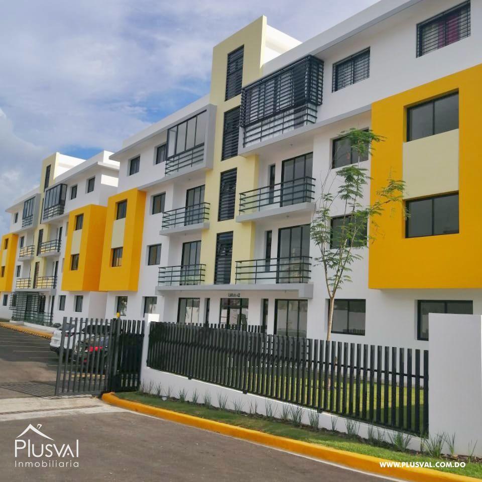 Proyecto Cerrado de apartamentos en construcción