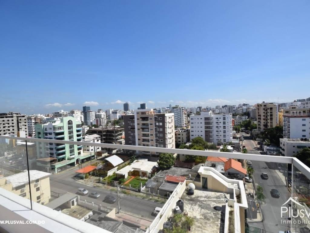 Apartamento en alquiler amueblado, Evaristo Morales 151384