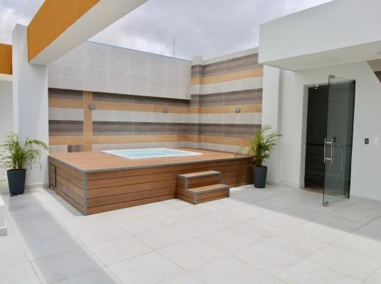 Apartamento amueblado en alquiler, Naco