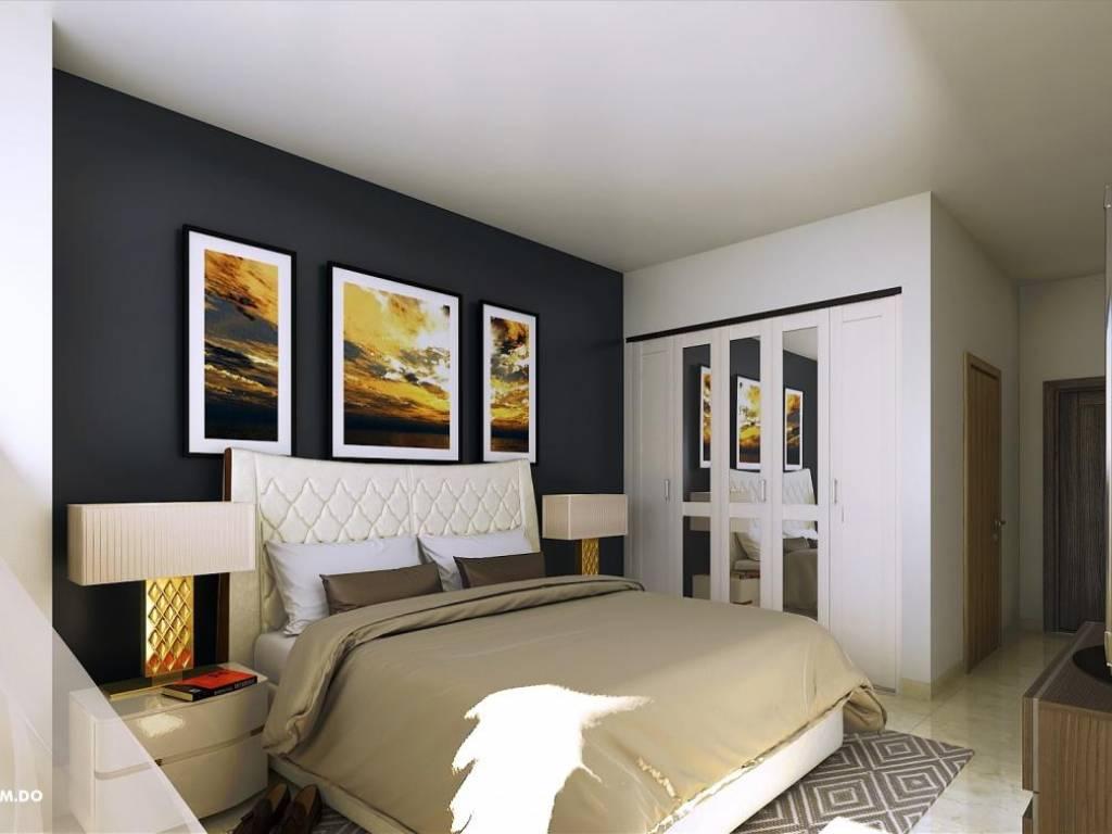 Proyecto de apartamentos en zona universitaria for Habitaciones zona universitaria
