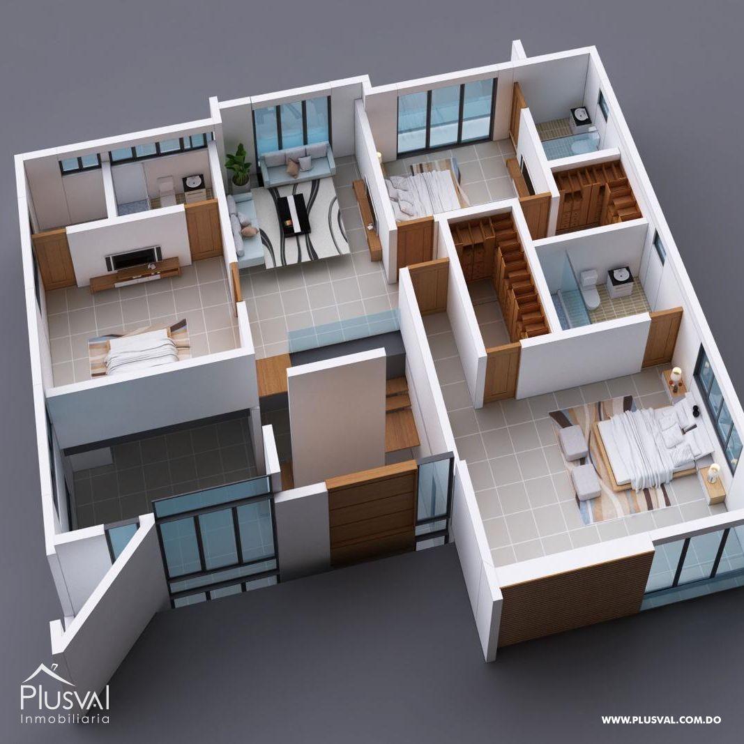 Impresionante Residencia Privada en Proyecto Cerrado 152120