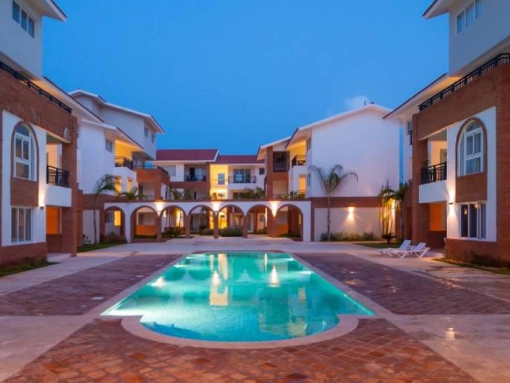 Apartamentos en Venta en el Coral-Cortecito - a 5 minutos de la playa en Punta Cana Bavaro