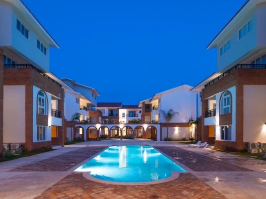 Apartamentos En el Coral-Cortecito - a 5 minutos de la playa en Punta Cana Bavaro