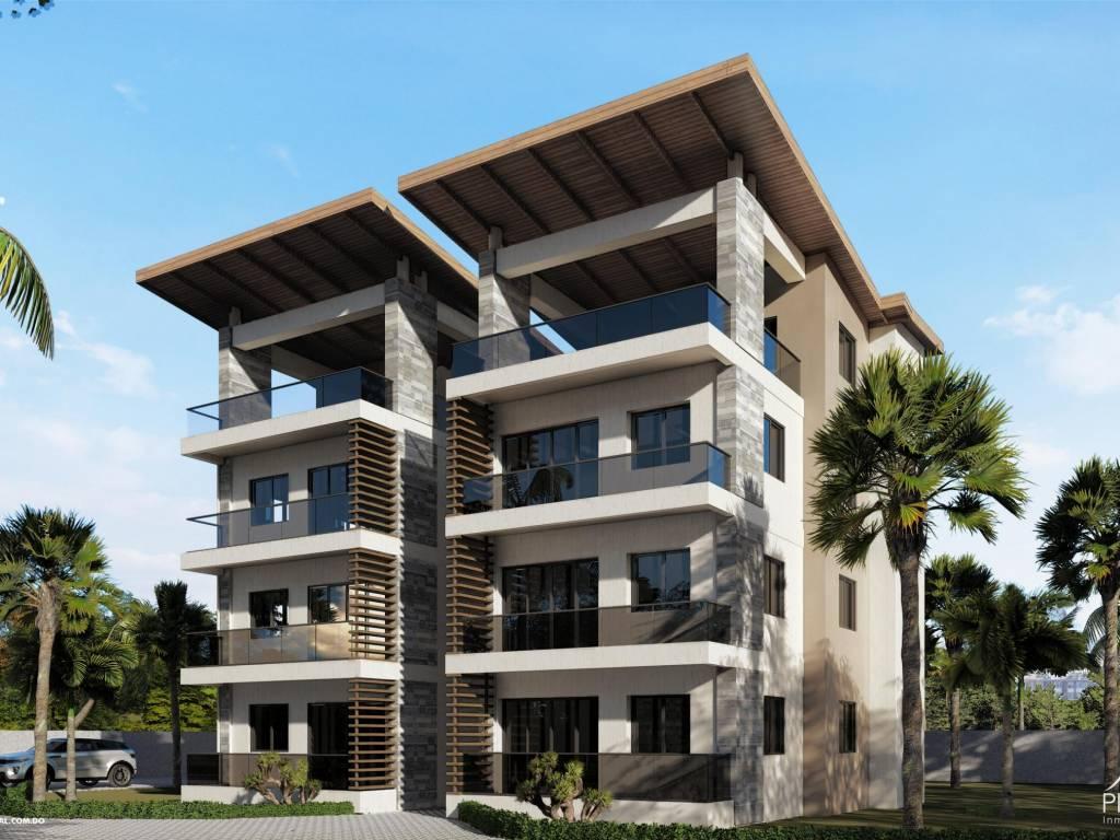 Espectaculares apartamentos zona de Punta Cana.