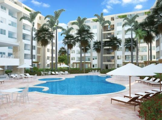 Proyecto de apartamentos en venta en Juan Dolio