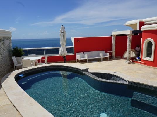 Penthouse en venta, El Cacique