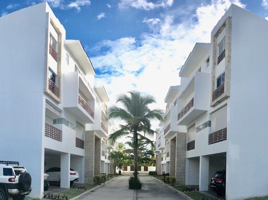 Venta PentHouse de 3 habitaciones en Cap Cana