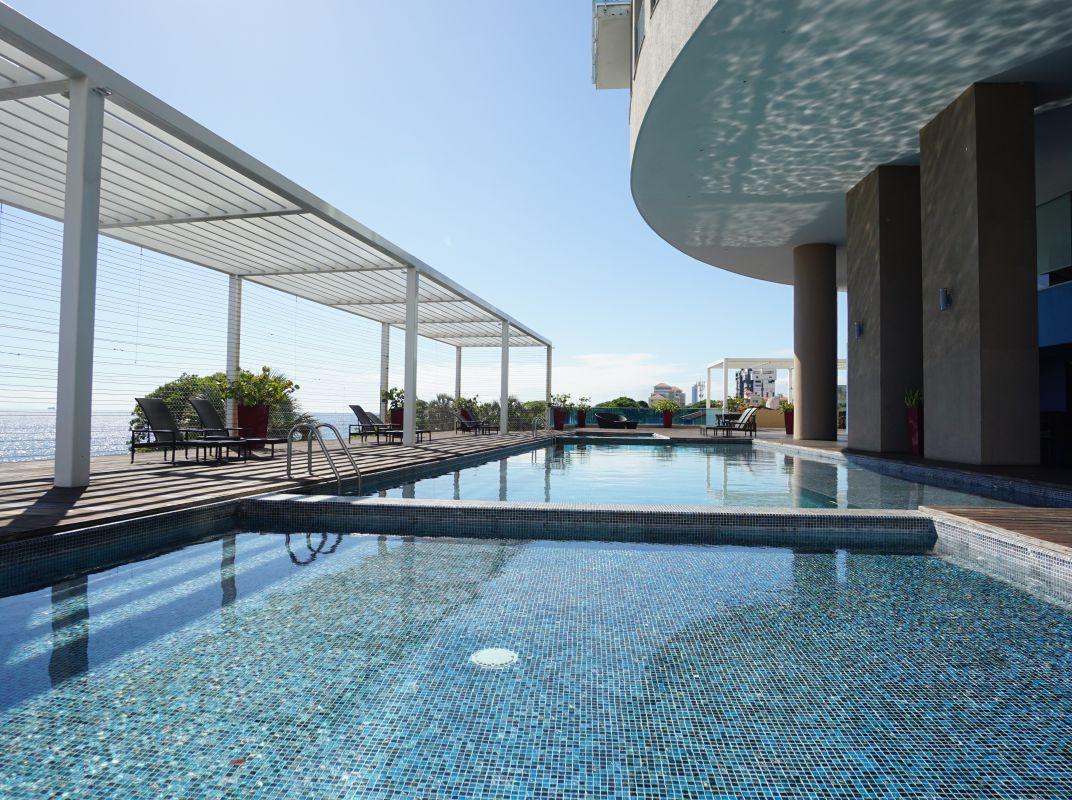 Apartamento en alquiler con vista al mar