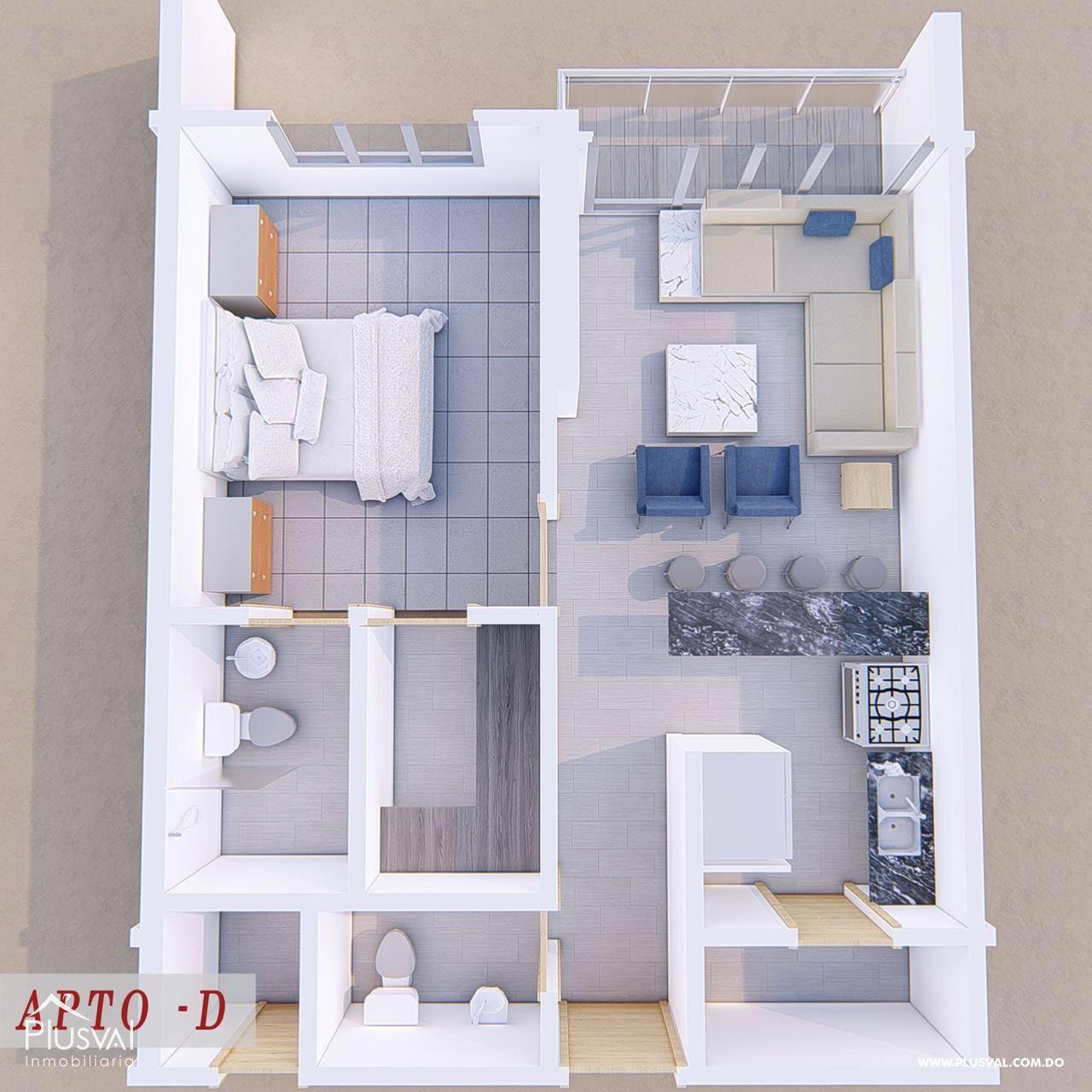 Apartamento en venta, El Vergel 157084