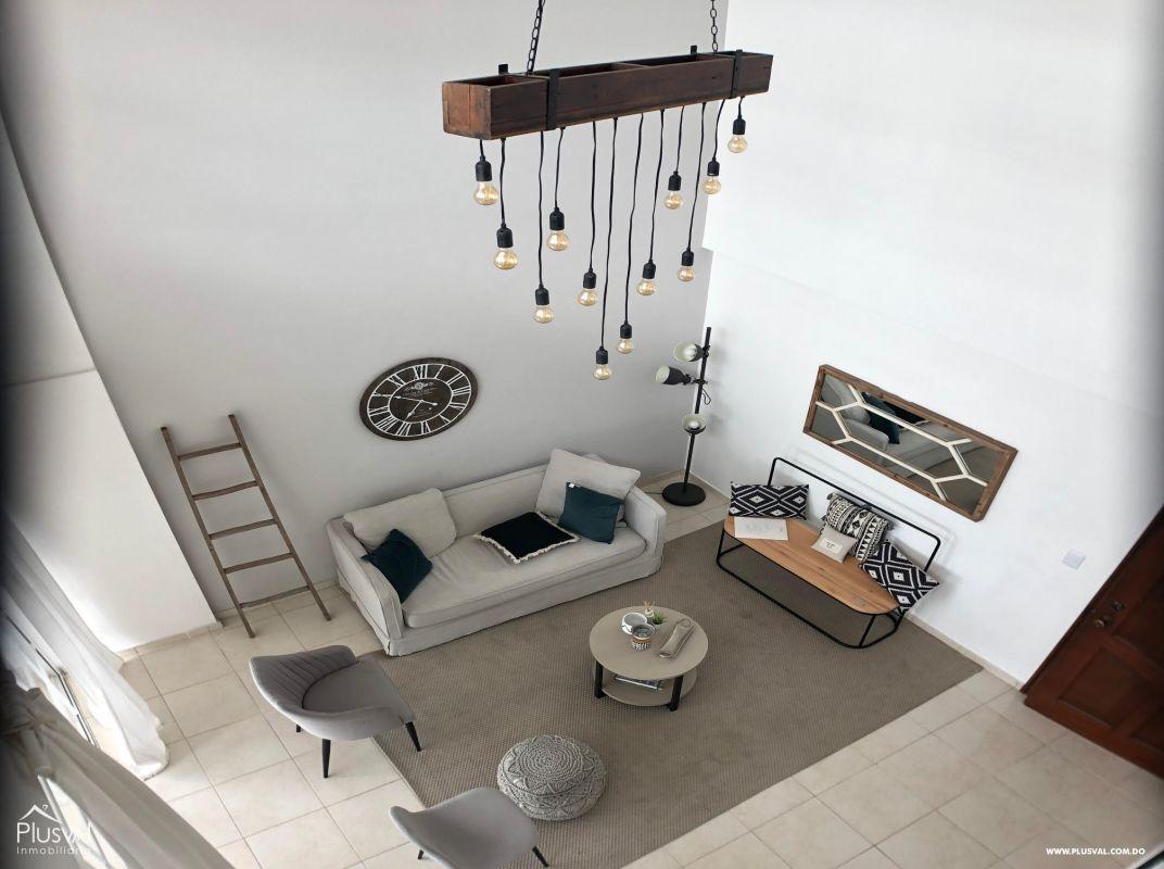 Apartamento en venta amueblado, Evaristo Morales