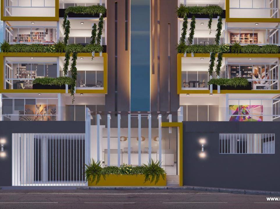Apartartamentos en venta, Ensanche Ozama