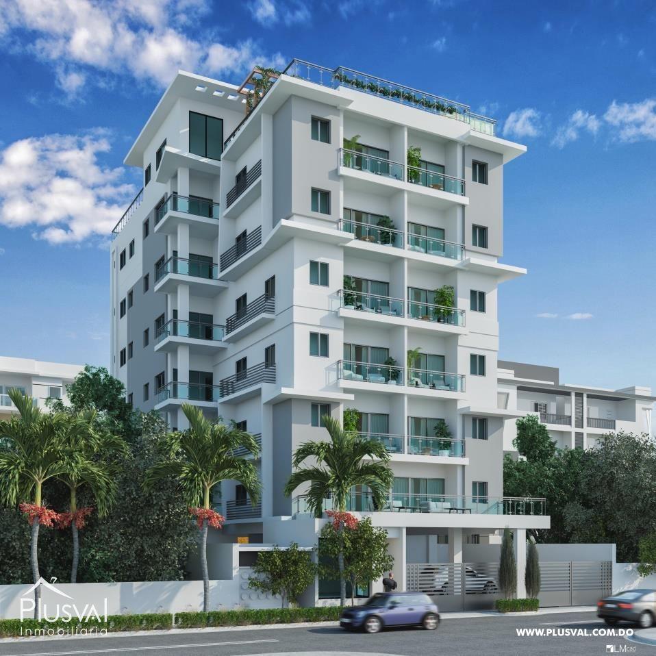 Proyecto residencial, Evaristo. En Construcción