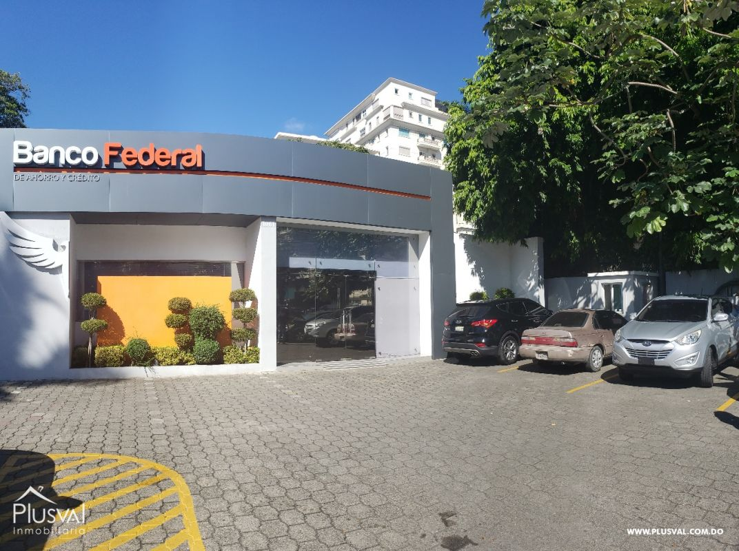 Local comercial y/o corporativo en alquiler, Piantini