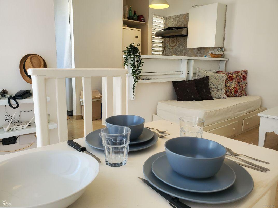 Venta apartamento de 2 habitaciones en Bavaro