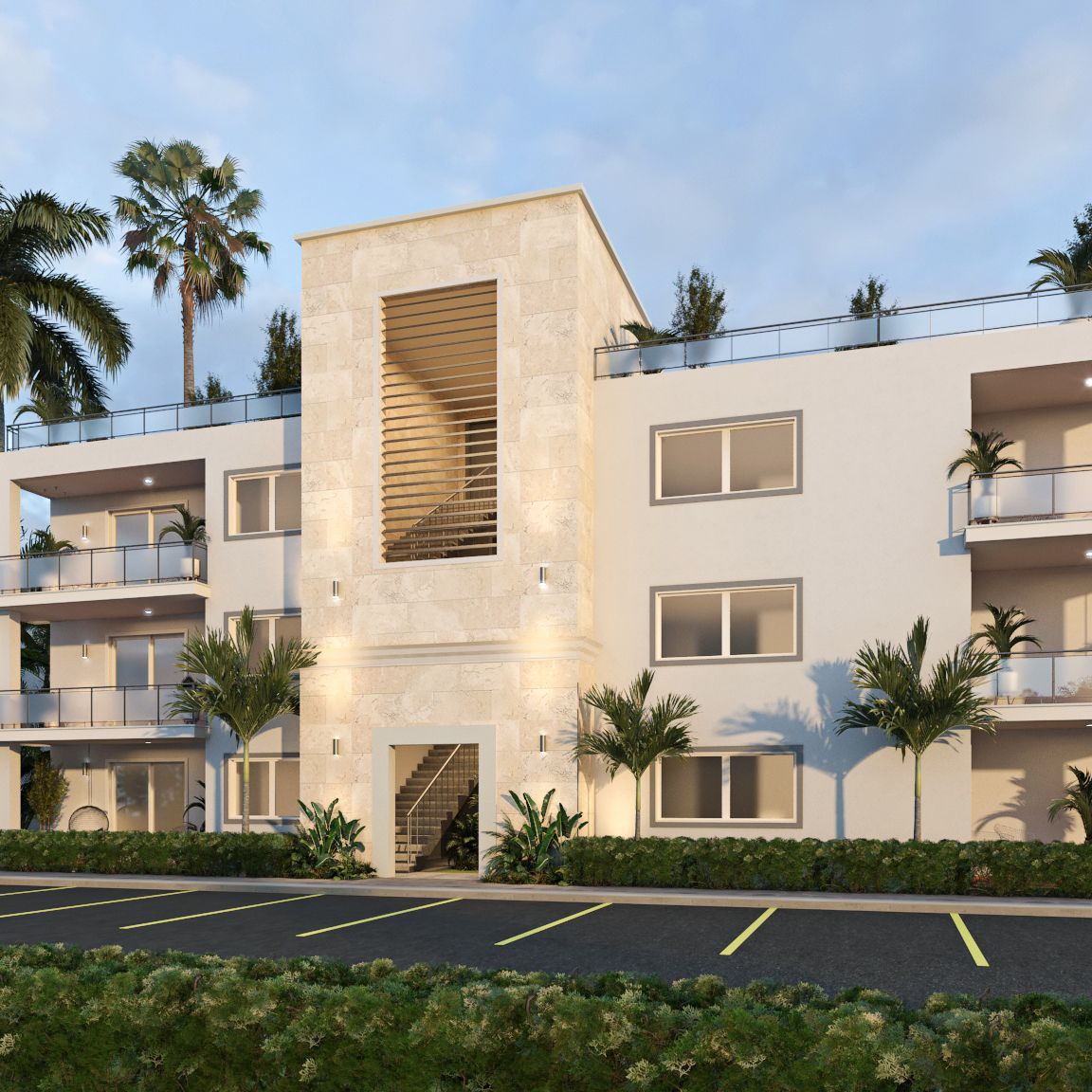 Venta Penthouse 3 habitaciones- En Bávaro