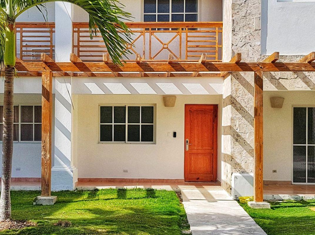 Estudio amueblado en alquiler, Punta Cana
