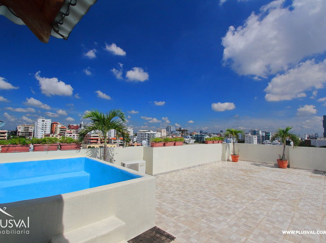 Penthouse en Venta, Mirador Sur