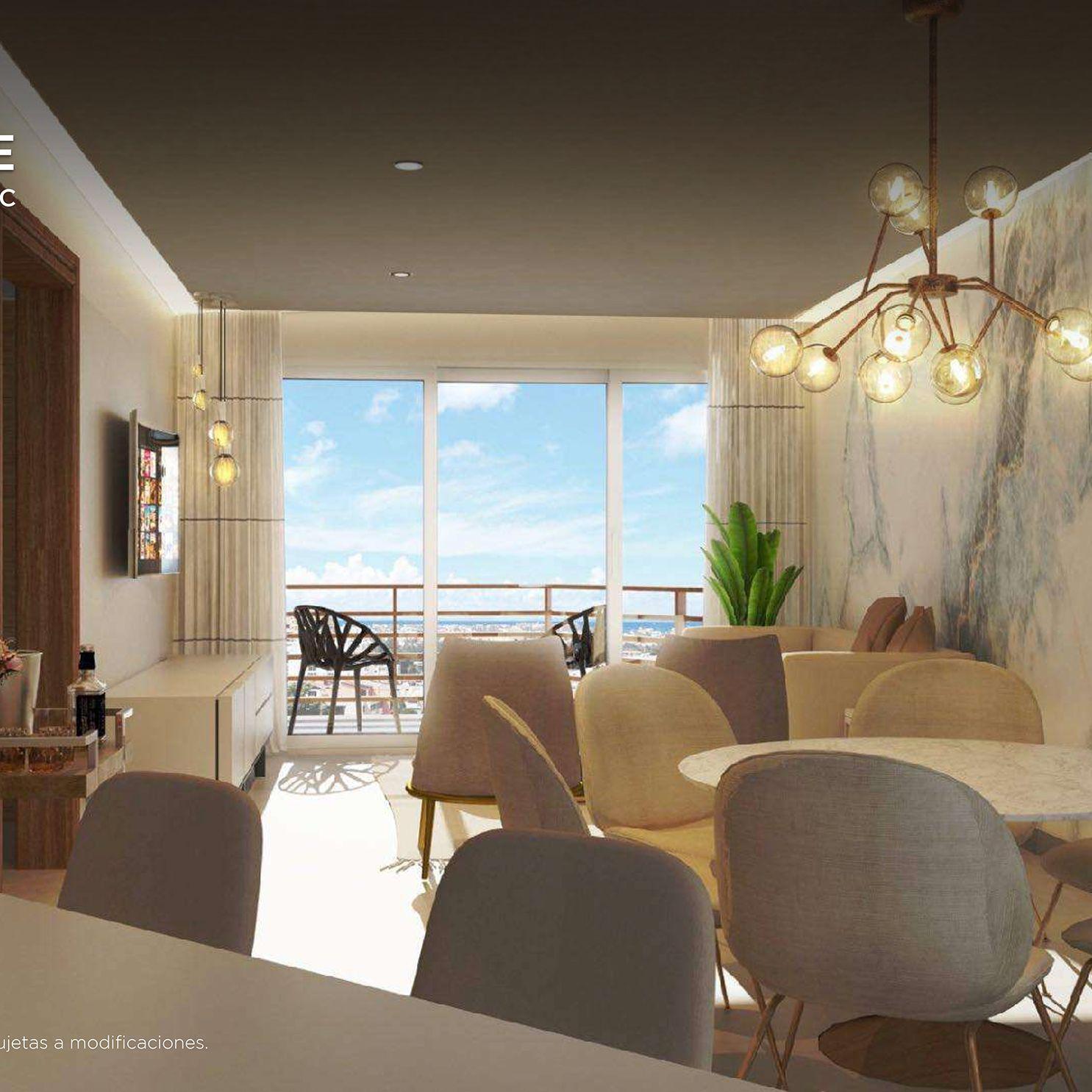 Se vende apartamento en proyecto en Bella Vista. 180824