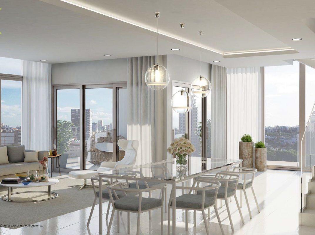 Se vende apartamentos en proyecto en Bella Vista