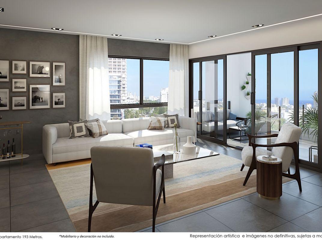 Se vende apartamentos en proyecto en La Julia
