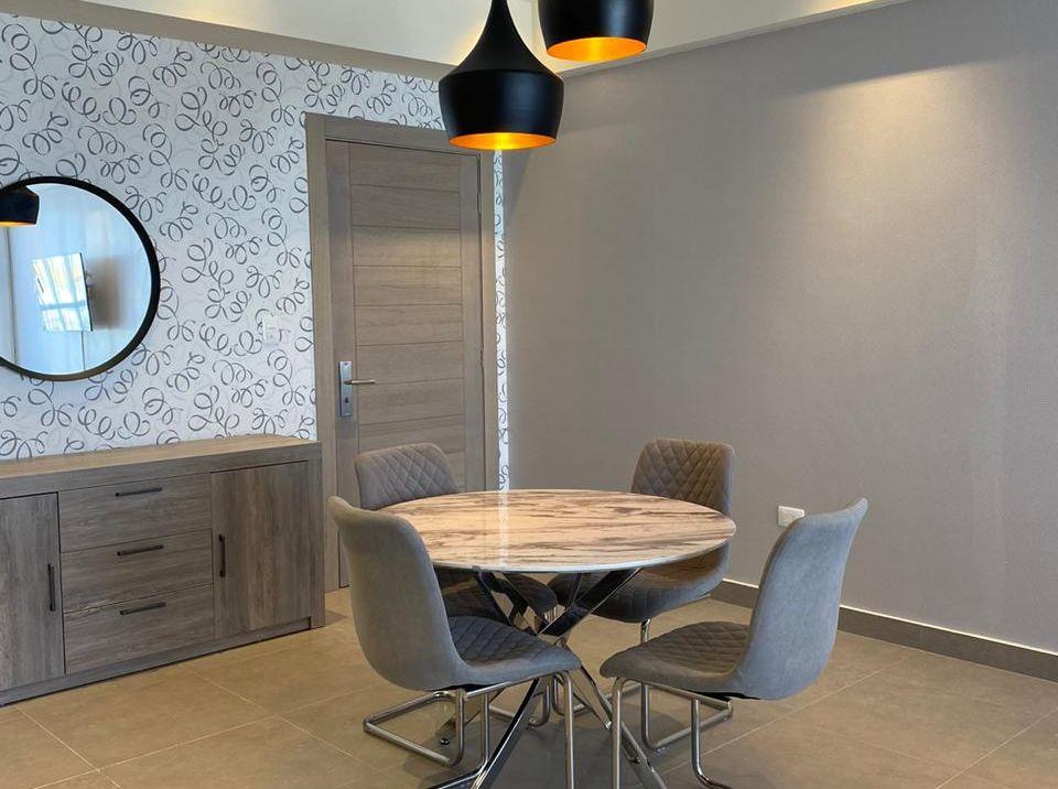 Moderno apartamento amueblado en alquiler en El Millon