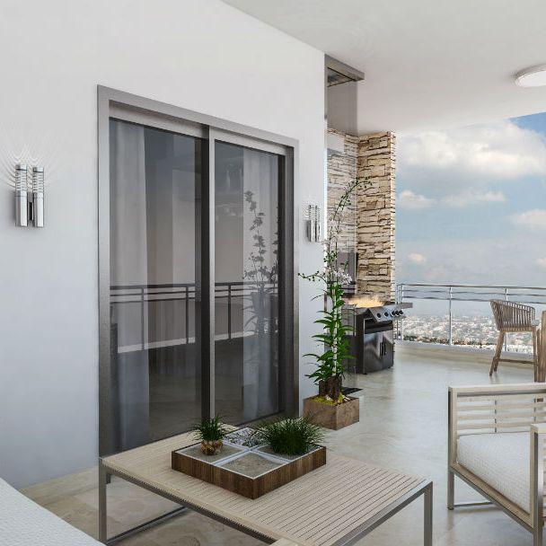 Hermosas Torres de apartamentos en Jacobo Majluta