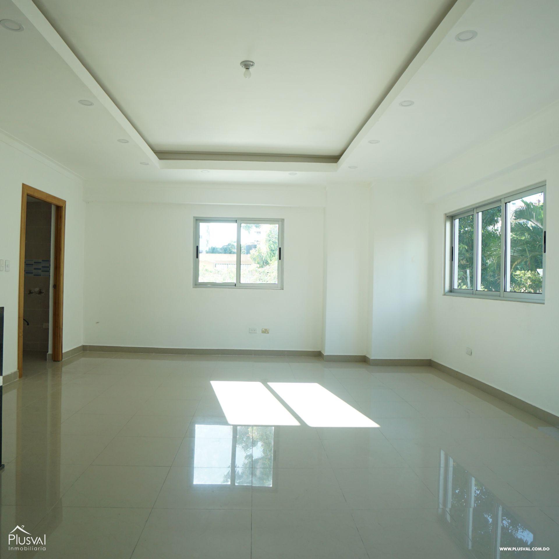 Apartamento de 1 habitación en perfecta locación de Evaristo Morales
