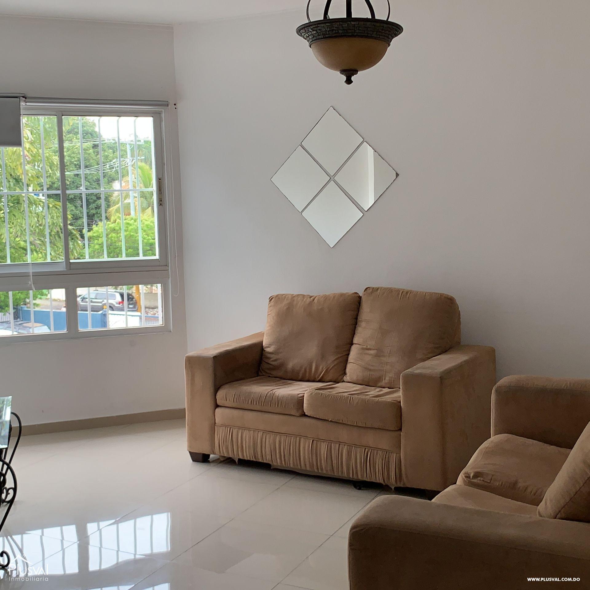 Apartamento en el corazón de Gazcue en alquiler