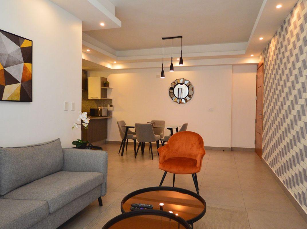 Apartamento en alquiler a corto plazo en Naco.