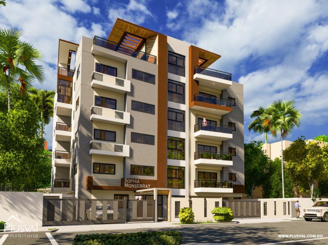 Proyecto de apartamento en Los Frailes