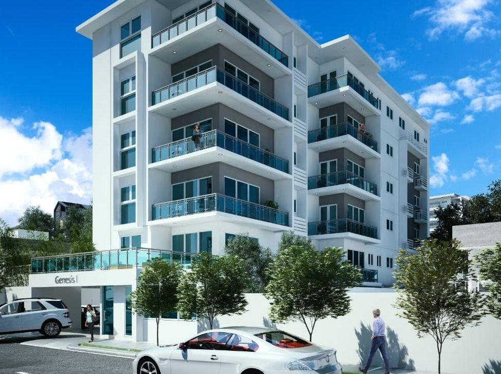 Proyecto de apartamentos en Arroyo Hondo
