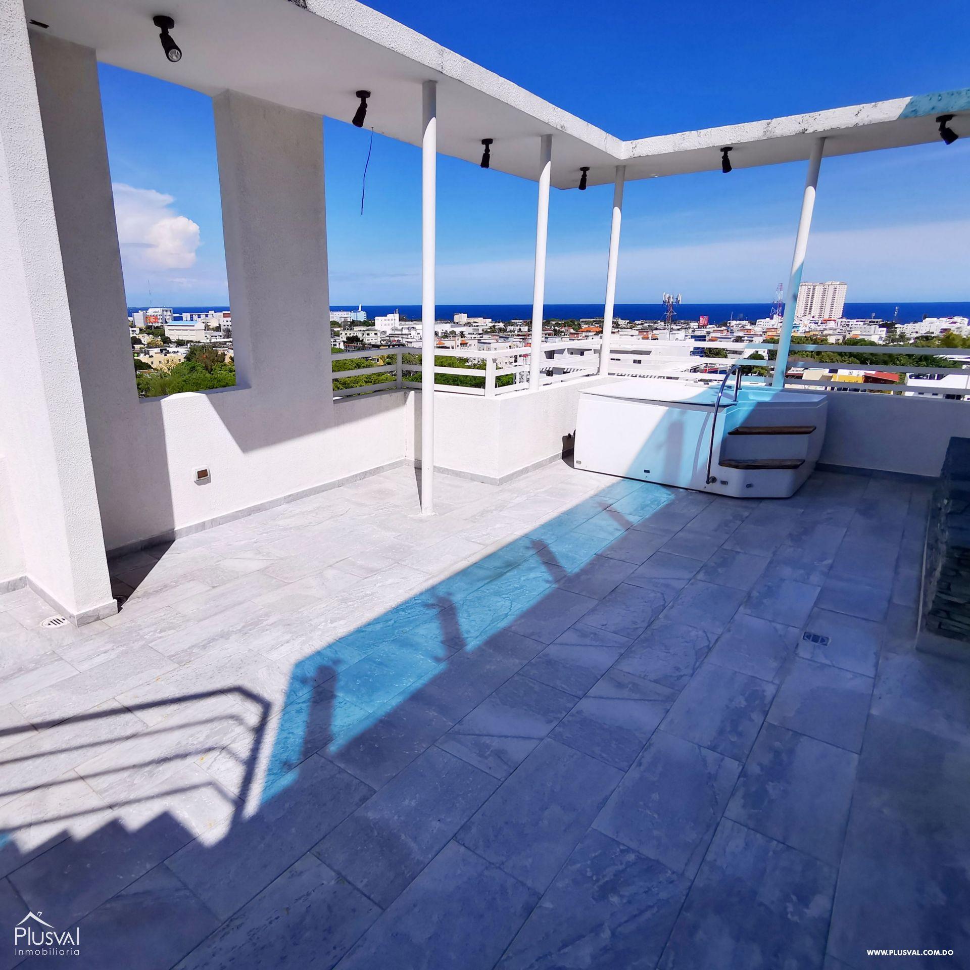Penthouse con Vista al Mar frente al Mirador