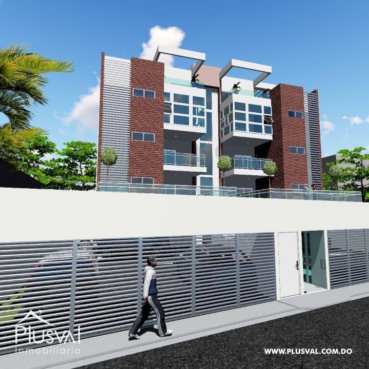 Amplio apartamento en venta en San Isidro.