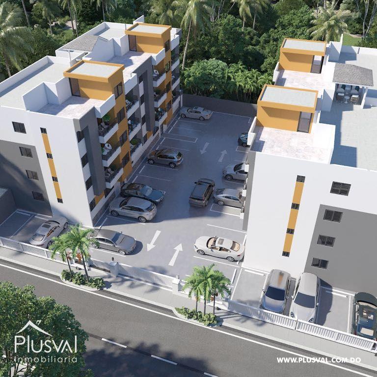 Apartamentos en Venta en San Isidro. Aplica Bono de Primera Vivienda