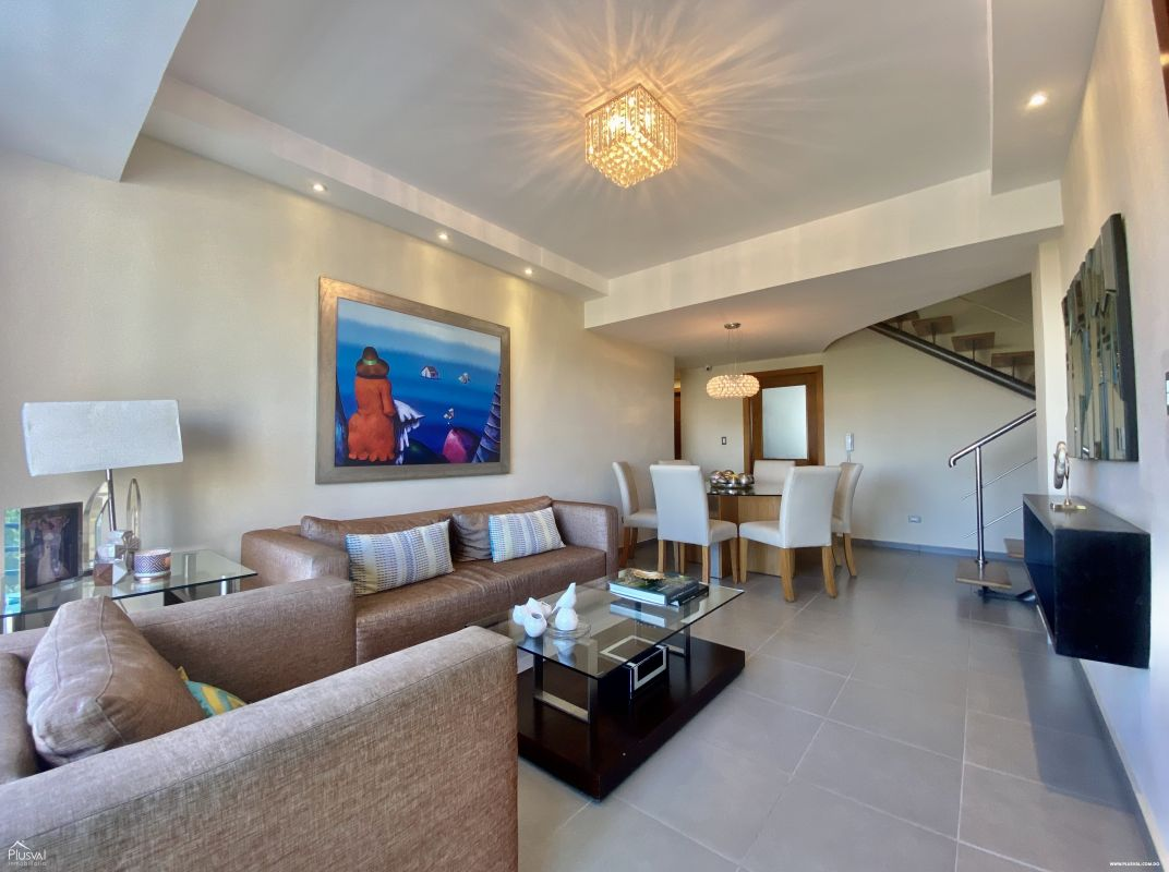 Apartamento tipo PH en venta, El Millón
