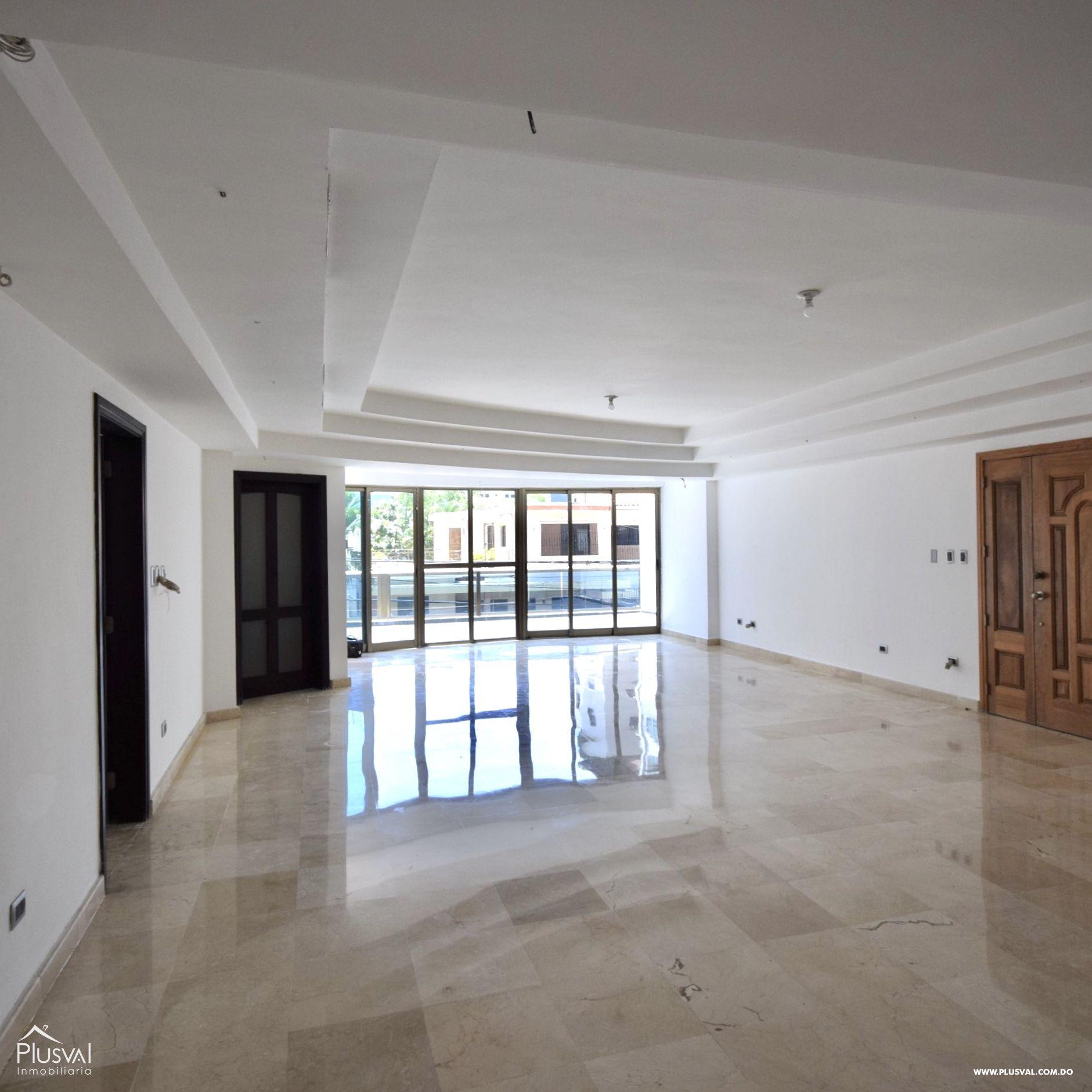 Exclusivo apartamento en venta con amplia terraza, Naco