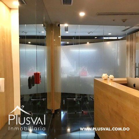 Local de oficinas amueblado  en alquiler