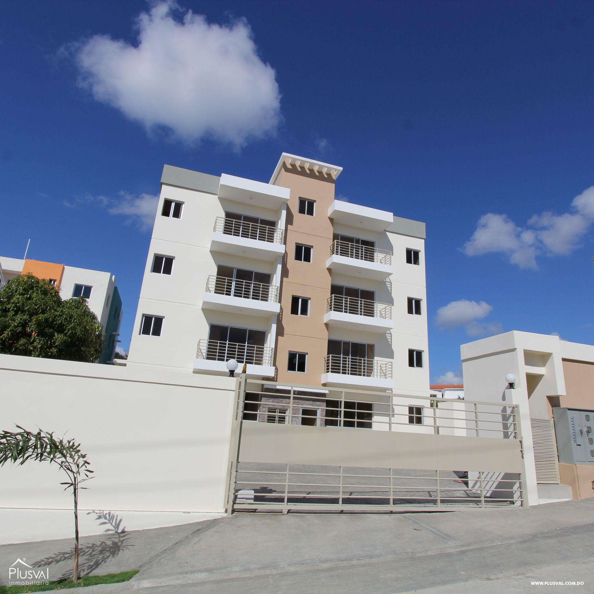 Apartamento en Villa Mella El Dorado
