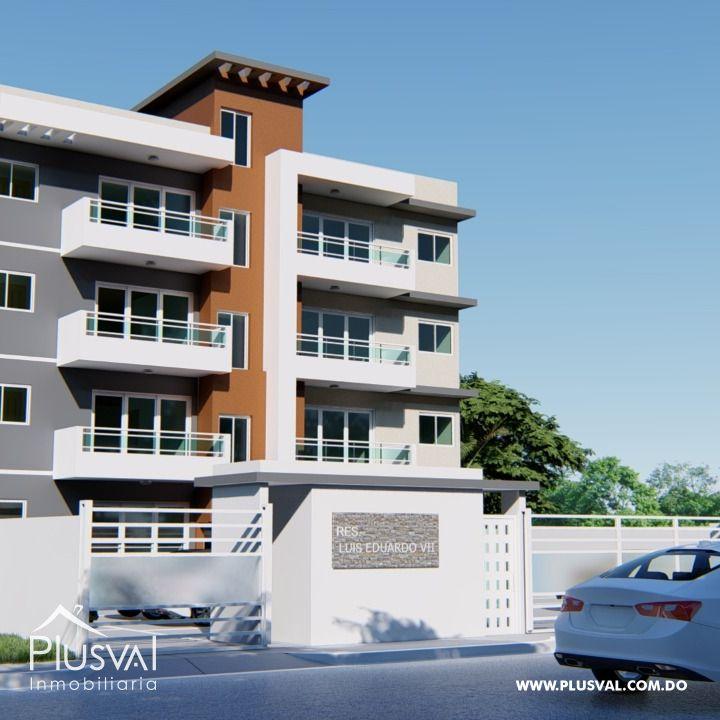Apartamento en Venta en Villa Mella con Terraza