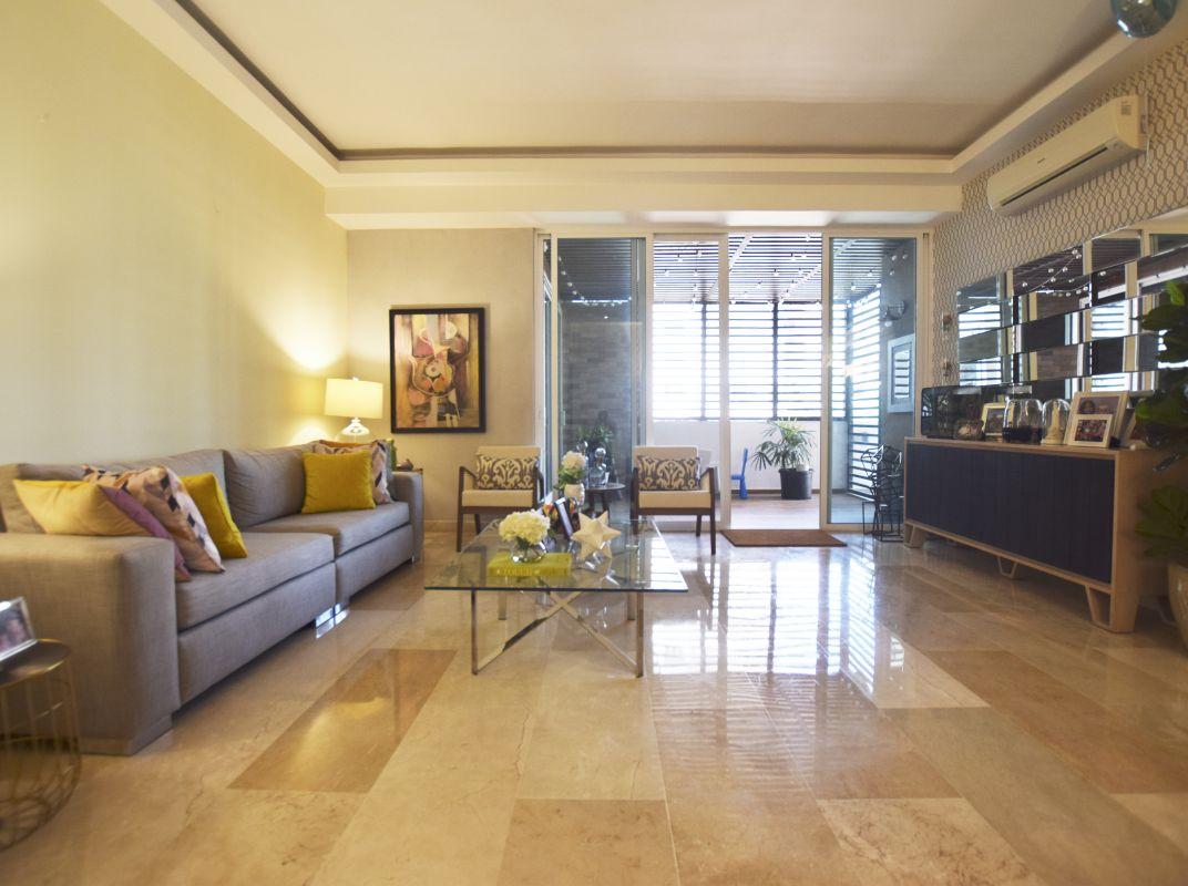 Apartamento 2da con Terraza en venta, Naco