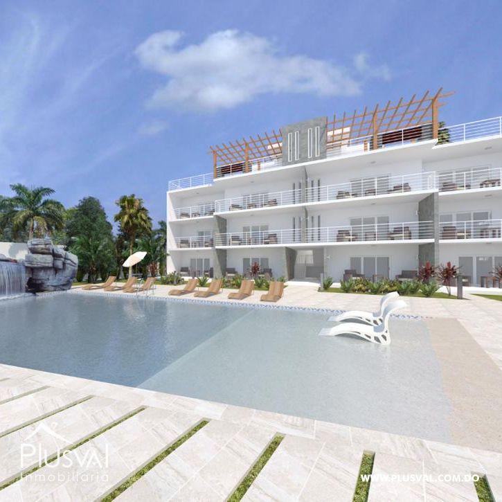 Exclusivos apartamentos de lujo en las terrenas que aparte de disfrutar de tu inversión generan ganancias extra , rentabilidad descanso y placer.