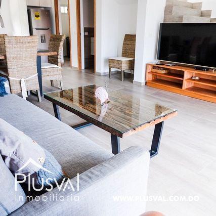 Exclusivos Penthouse de alta calidad en el centro de las terrenas que aparte de disfrutar de tu inversión genera rentabilidad ,descanso y placer.